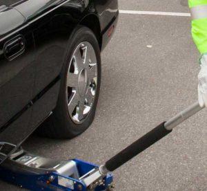 Tire Change Roadside Assistance